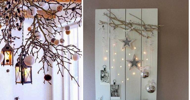 30c985062895a 20 ideas para decorar tu casa en Navidad que te encantarán ...