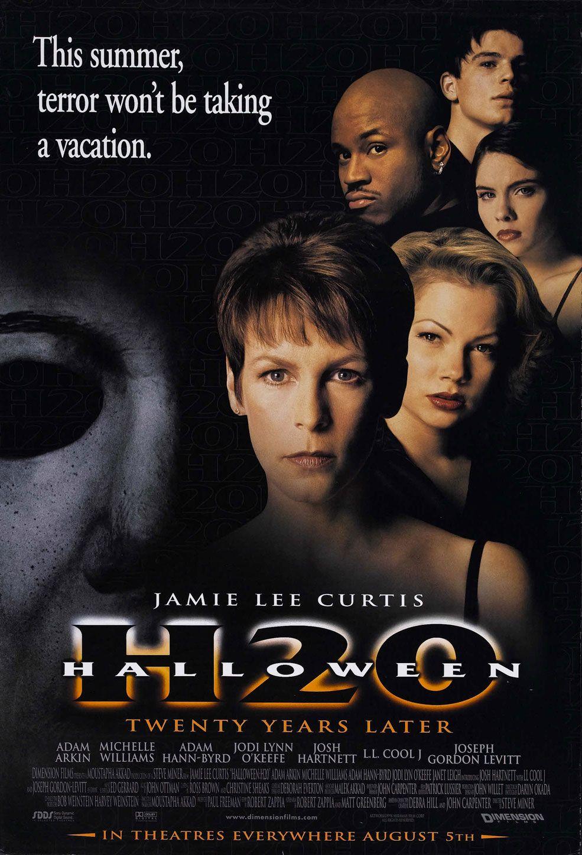 Halloween H20 20 Years Later (1998) Movie Halloween h20