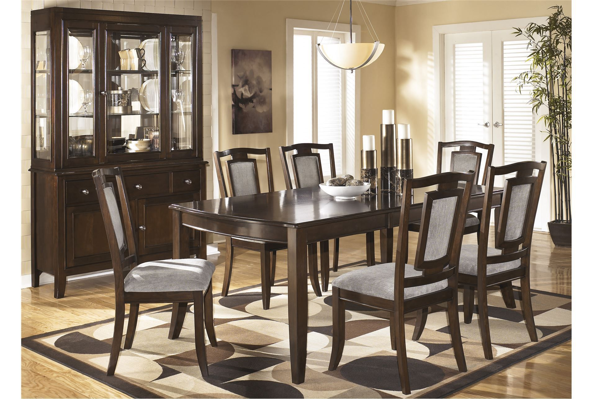 Best Martini Studio 7 Piece Dining Set Dining Room Tables 400 x 300