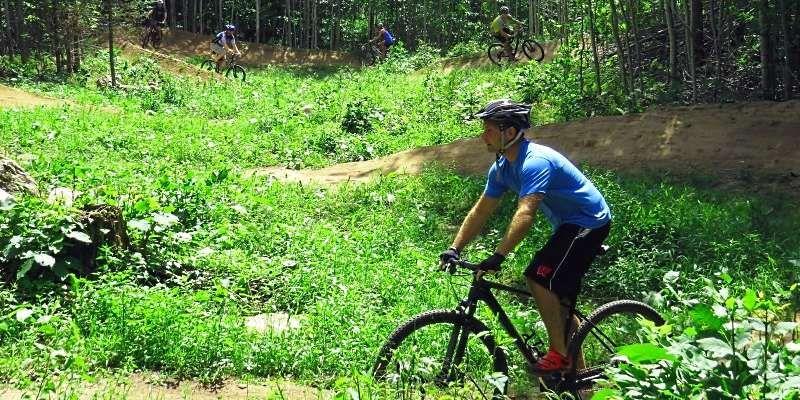Top Mountain Biking Trails In Wi Adventure In Walworth Co
