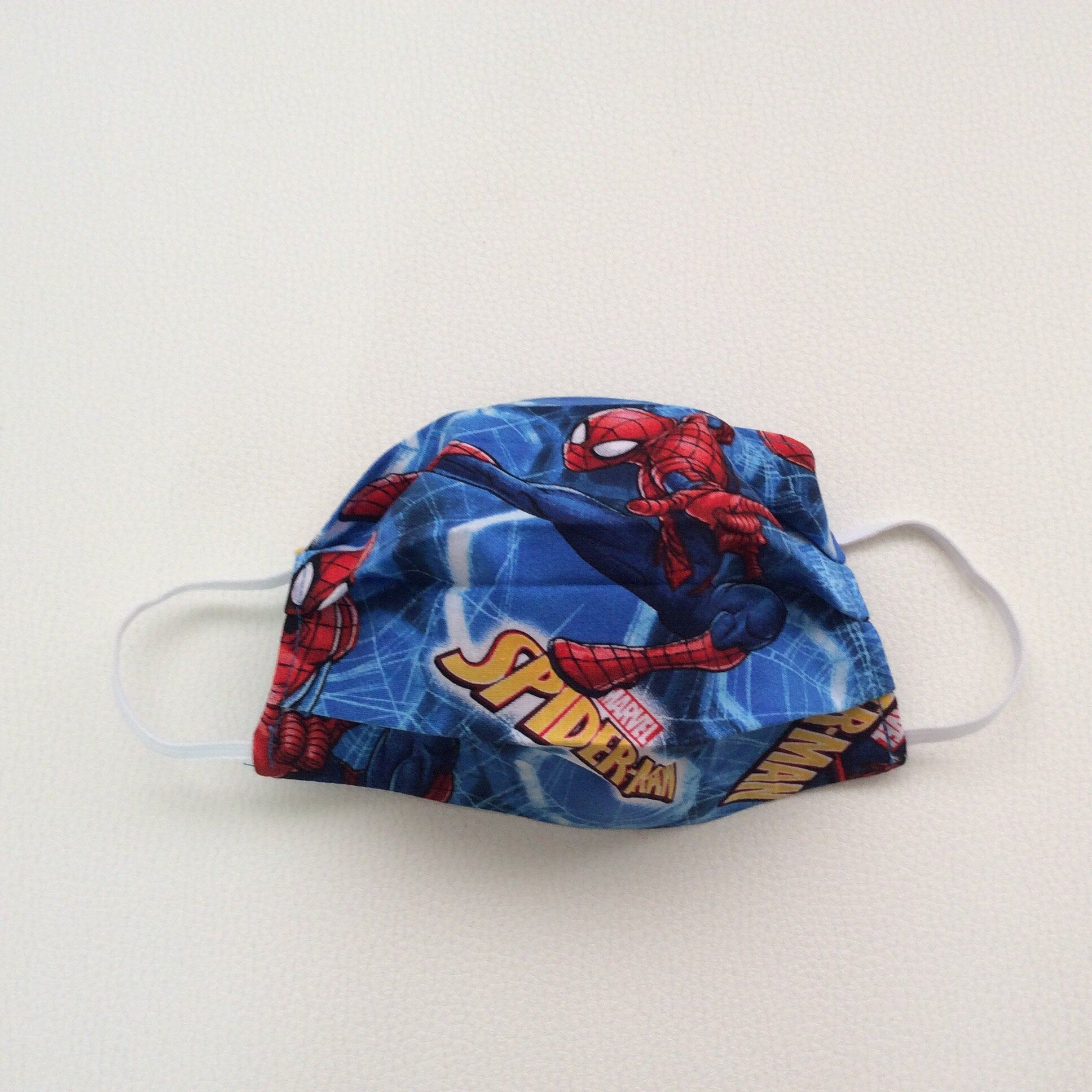 Child face mask spiderman face mask face mask with