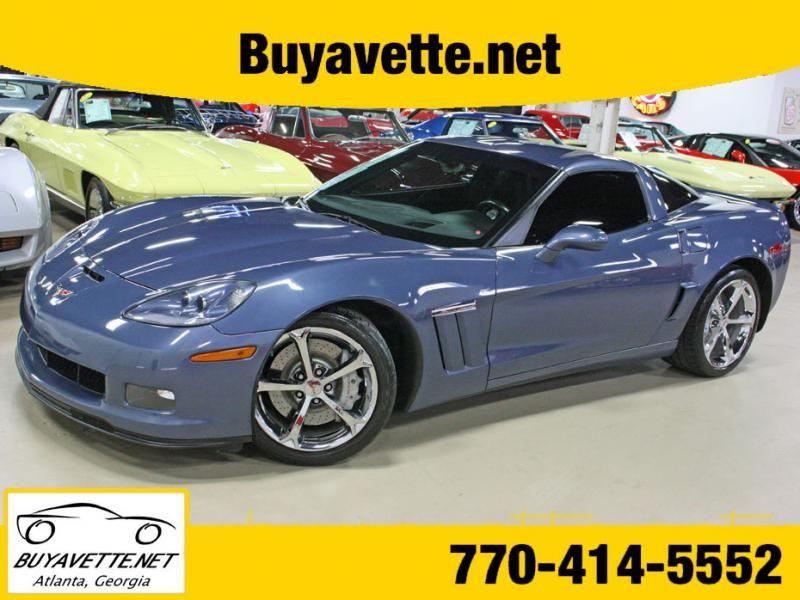 2011 Corvette Coupe for sale 2011 Corvette Grand