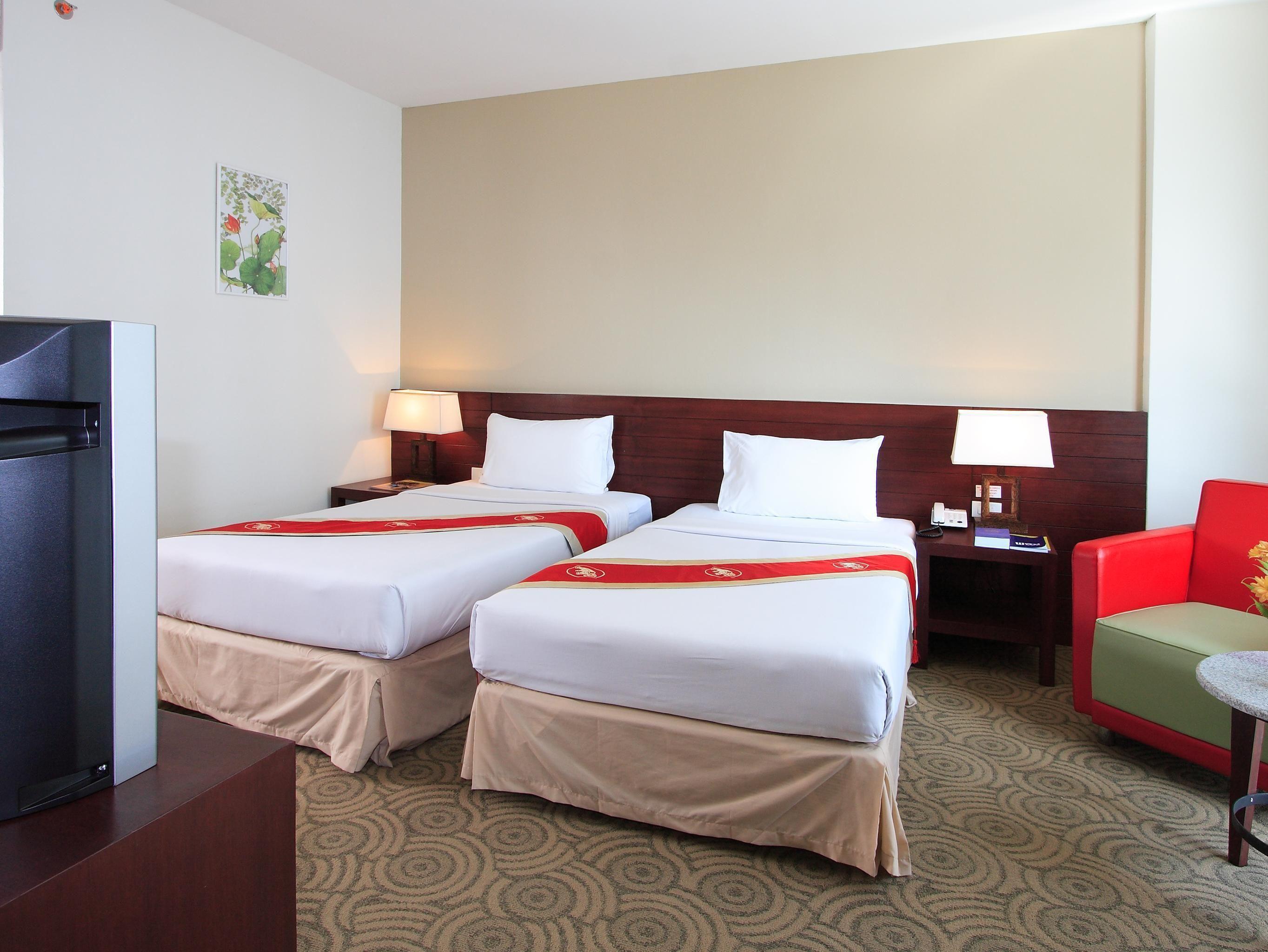 Golden Crown Grand Hotel Hat Yai, Thailand