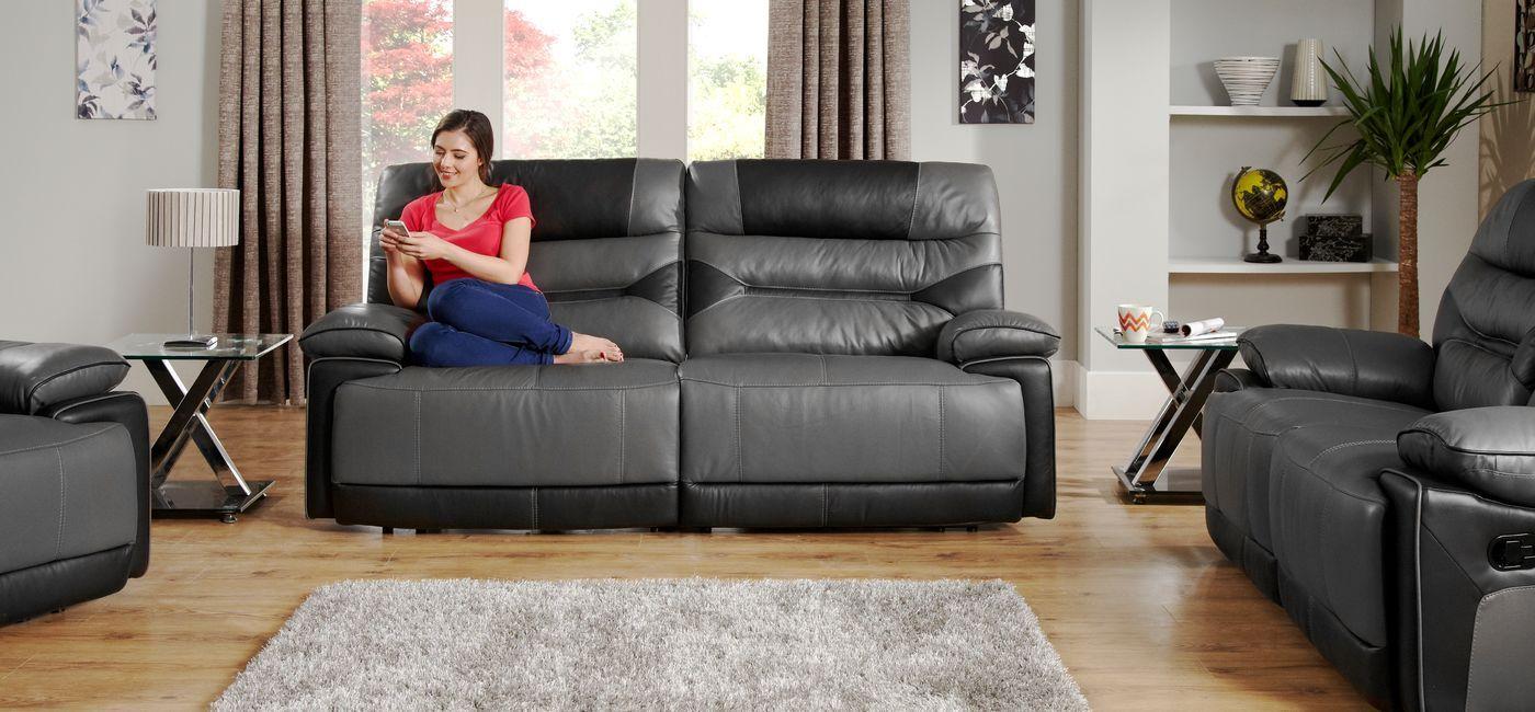 Scs Sofa Carpet Specialist Leather Sofa Living Room Sofa Comfortable Sofa