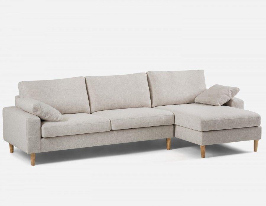 Henri Sectional Sofa Right Beige Sectional Sofa Modern Sofa