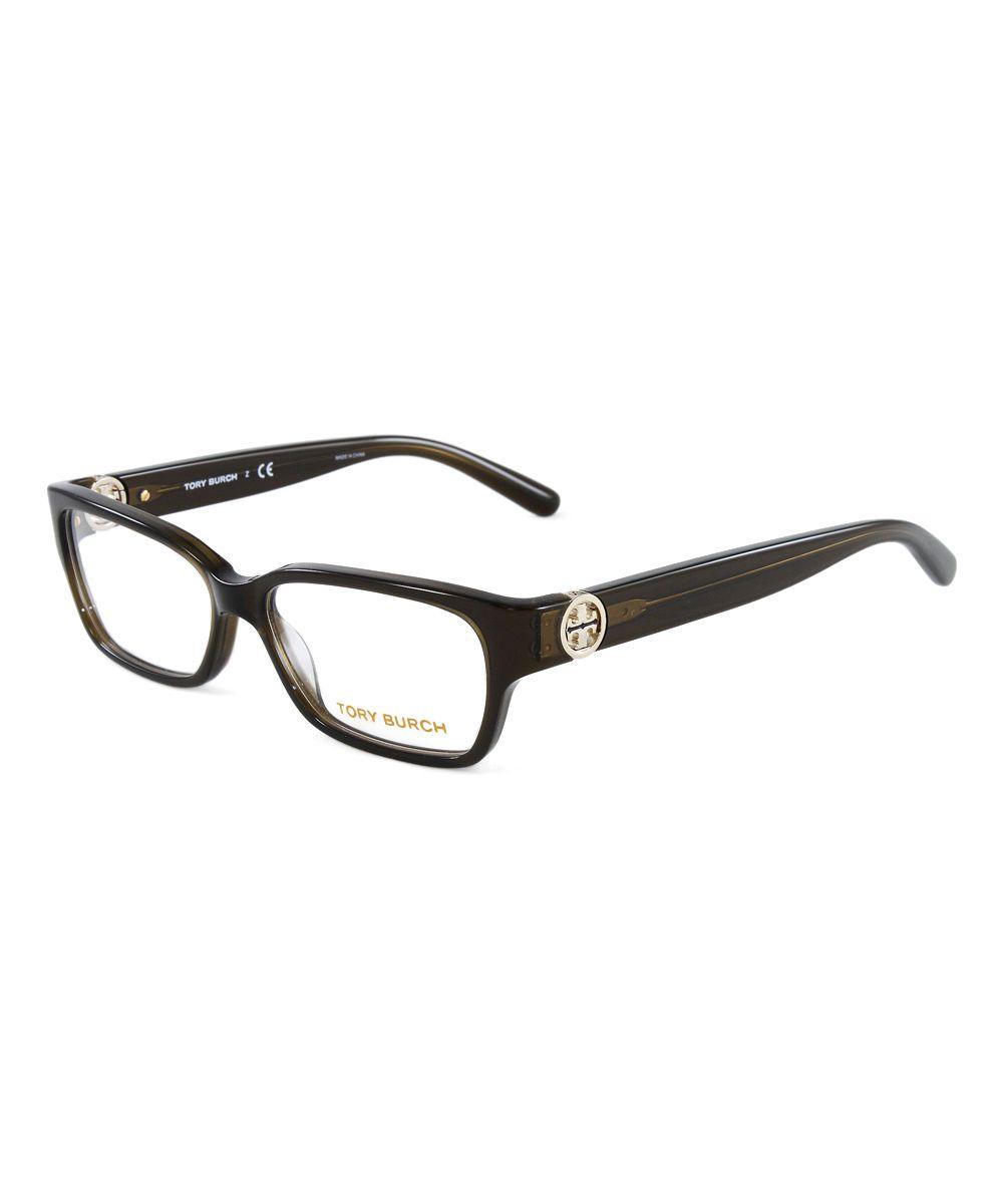 Olive Eyeglasses