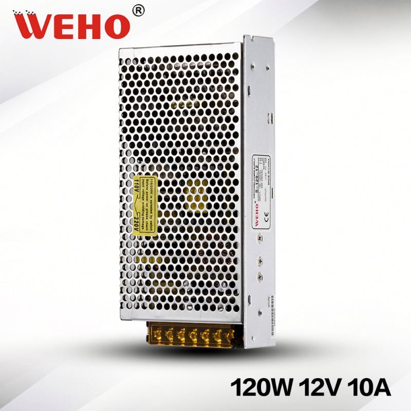Weihao Power Supply 12v 24v 48v 120w 12v 10a Cctv Power Supply Led Power Supply Power Supply Power Supply Circuit