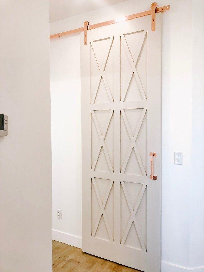 Custom Built Sliding Barn Door Hinge Pocket Door X Design Etsy In 2020 Barn Door Hinges Interior Barn Doors Pocket Doors