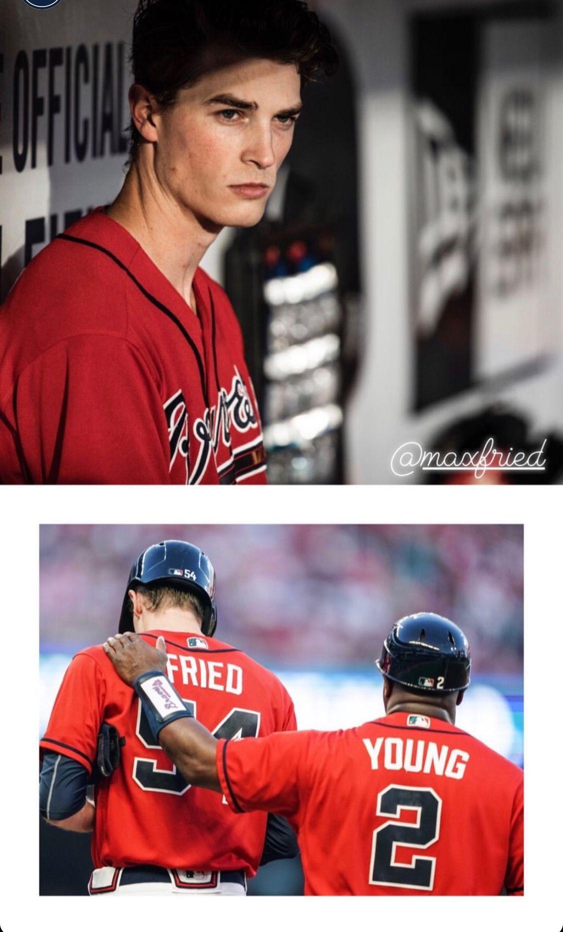 Max Fried Atlanta Braves Braves Baseball Braves