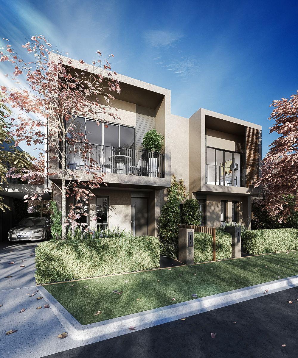Central Park Apartments Jakarta: Conrad-Architects-Central-Park-Cheltenham-04