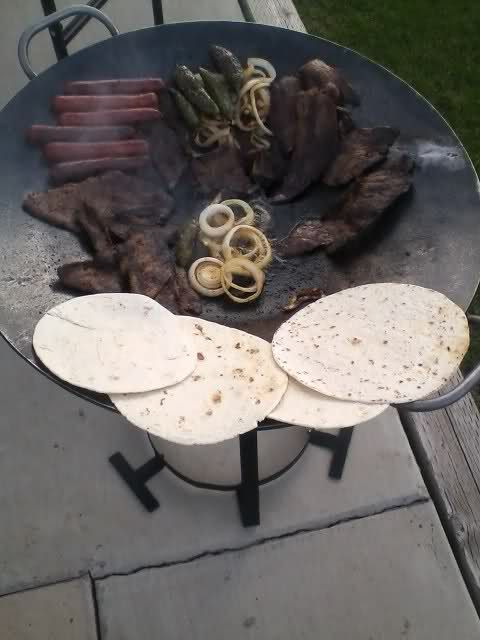 Cowboy Wok   Cowboy Wok   Cowboy wok, Wok cooking, Outdoor ...