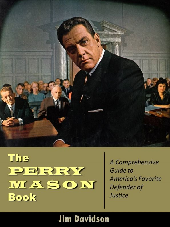 The Perry Mason Book Perry Mason Perry Perry Mason Tv Series