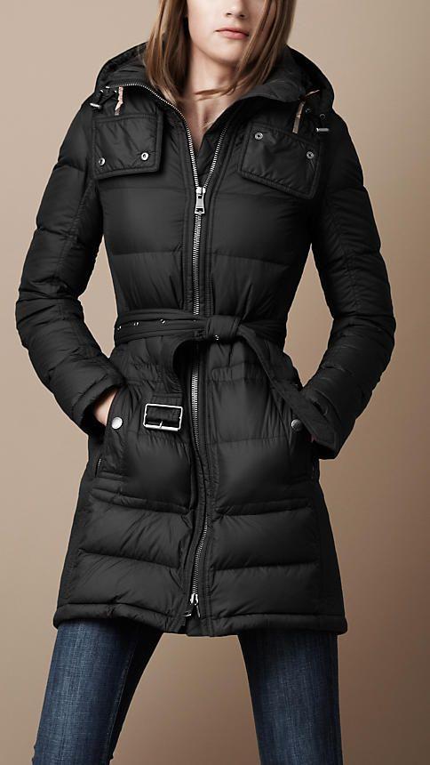 Burberry Puffer Quilted Coat Women Jackets Outerwear Women