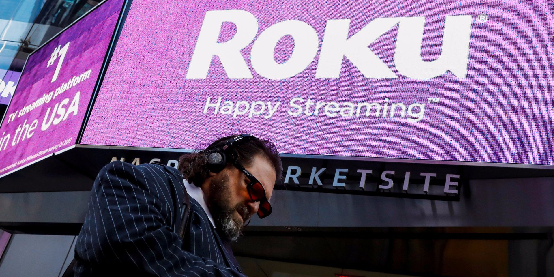 Roku is winning the connected tv race and amazon probably