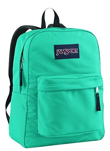 Jansport Superbreak School Backpack, Blinded Blue | Jansport ...