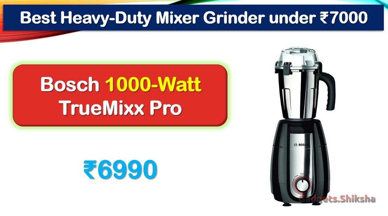 Best Mixer Grinder in India Under Rs