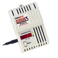 Safety Siren Pro Series3 Radon Gas Detector Hs71512 By