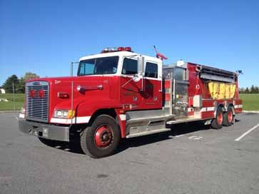 1997 Freightliner Tanker For Sale Fire Line Equipment - Used Fire