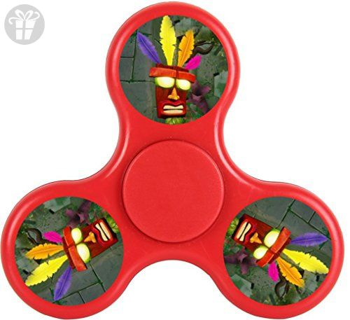 Crash Bandicoot N Sane Trilogy Cupquake Fid Spinner Toy Game