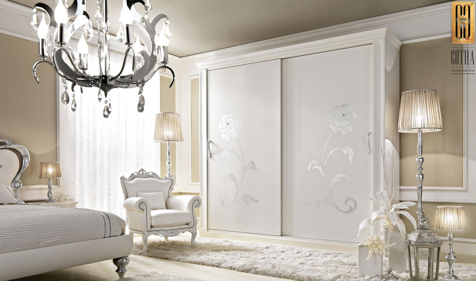 Camere Da Letto Gotha.Armadio Glamour Collection Gotha Luxury Bedroom Forniture