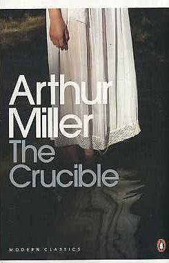 I Speak My Own Sins I Cannot Judge Another I Have No Tongue For It Arthur Miller The Crucible Penguin Modern Classics Crucible Witch Books