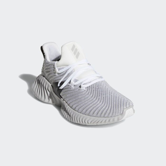 Alphabounce Instinct Shoes White Kids | Shoes, Running shoes