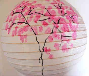 Decorate A Paper Lantern Paper Lanterns Diy Paper Lanterns