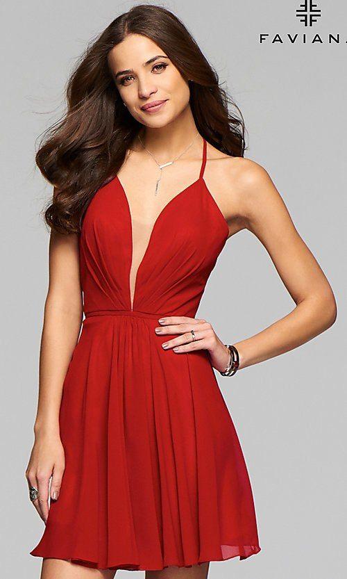 Prom Dresses   Faviana
