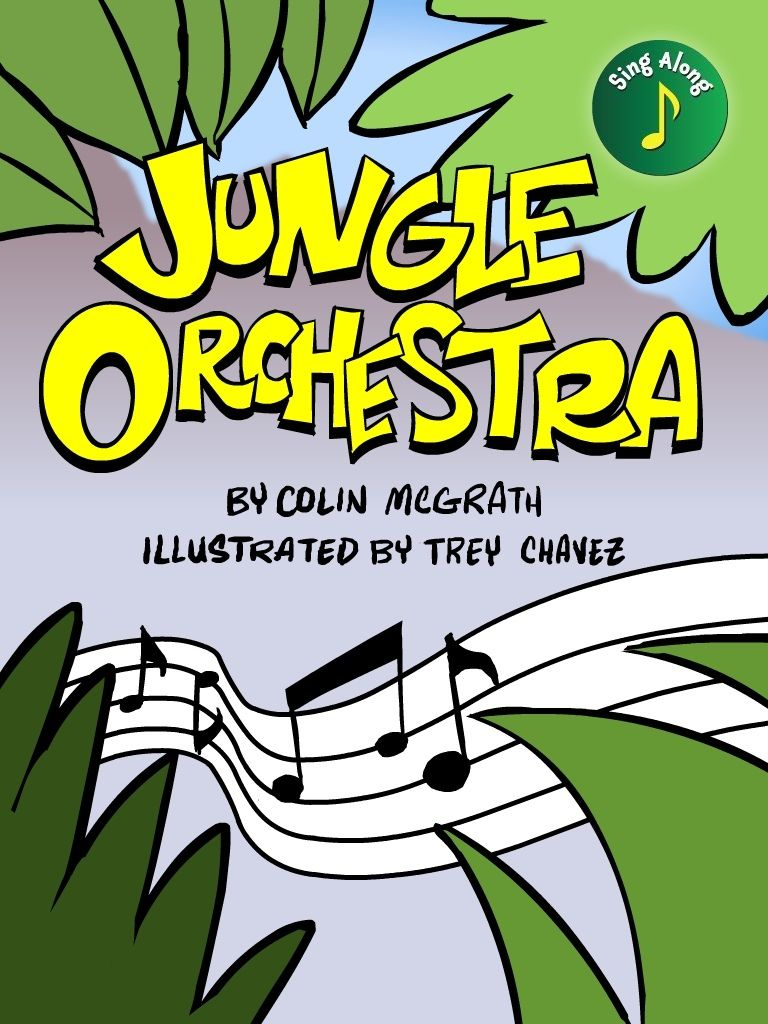Jungle orchestra meegenius music sing a long childrens books jungle orchestra meegenius fandeluxe Images