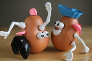 Games To Play At Toy Story Birthday Party : Mr potato head craft mr potato head ideas toy