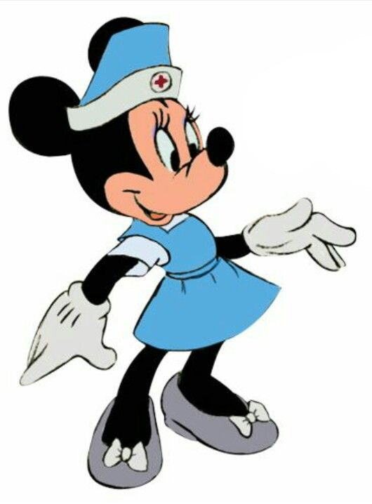 (Vintage) Nurse Minnie