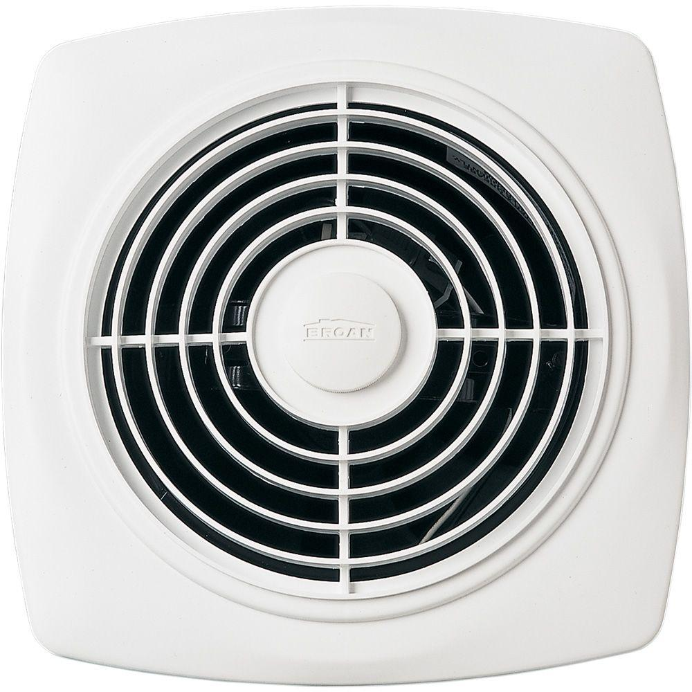 Broan Nutone 270 Cfm Through The Wall Exhaust Fan 508 The Home Depot Exhaust Fan Kitchen Wall Exhaust Fan Ventilation Fan