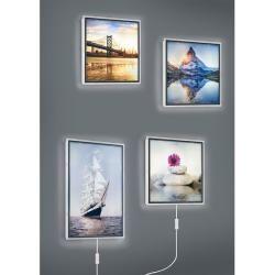 Photo of Trio LED wall lamp Mountain TrioTrio