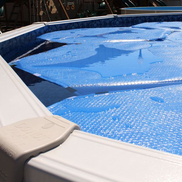 above ground pool solar covers. Solar Heating Pads - 2 Pack By Warm Water Pools This Passive System Eliminates The Need For Hard-to-ha Above Ground Pool Covers