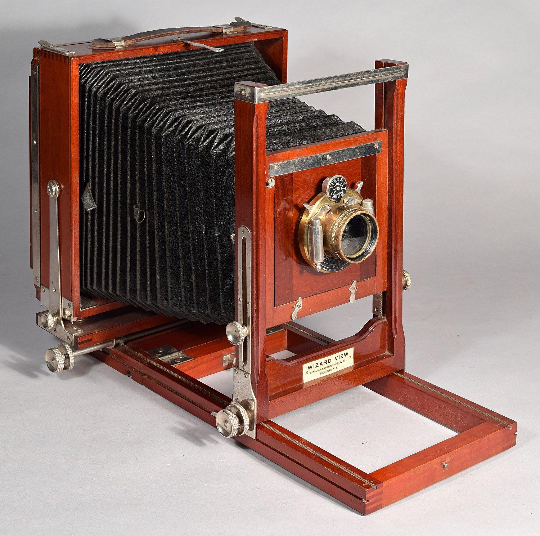 Gundlach Manhattan Optical Co Wizard View Variation 4 Field Camera Camera Vintage Cameras