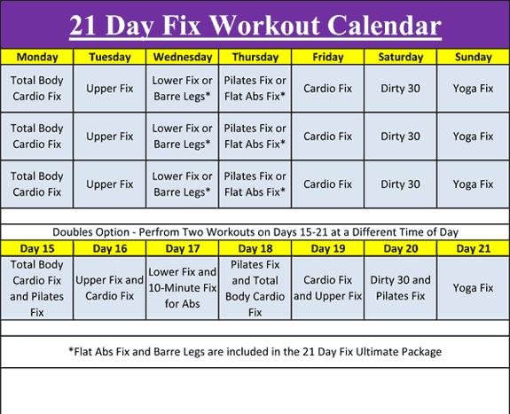 Printable Workout Calendar Kiddo Shelter Calendar Template