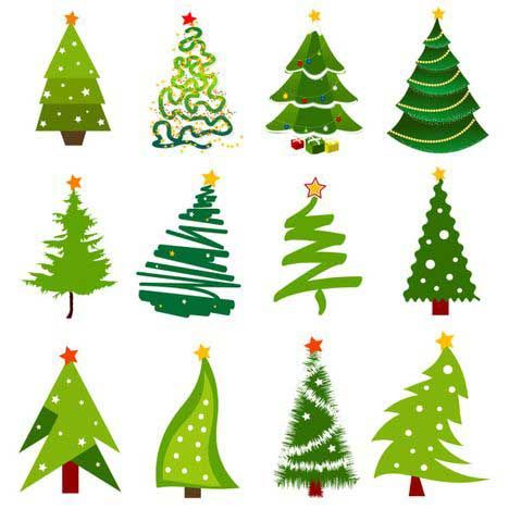 christmas tree vector images baum weihnachten. Black Bedroom Furniture Sets. Home Design Ideas