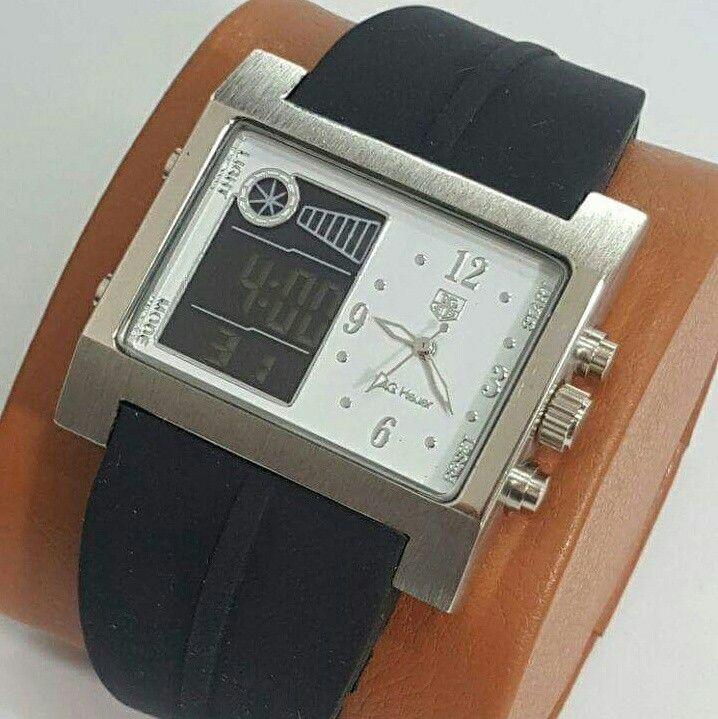 Analog Cum Digital Watches Displays New Arrival With Limited