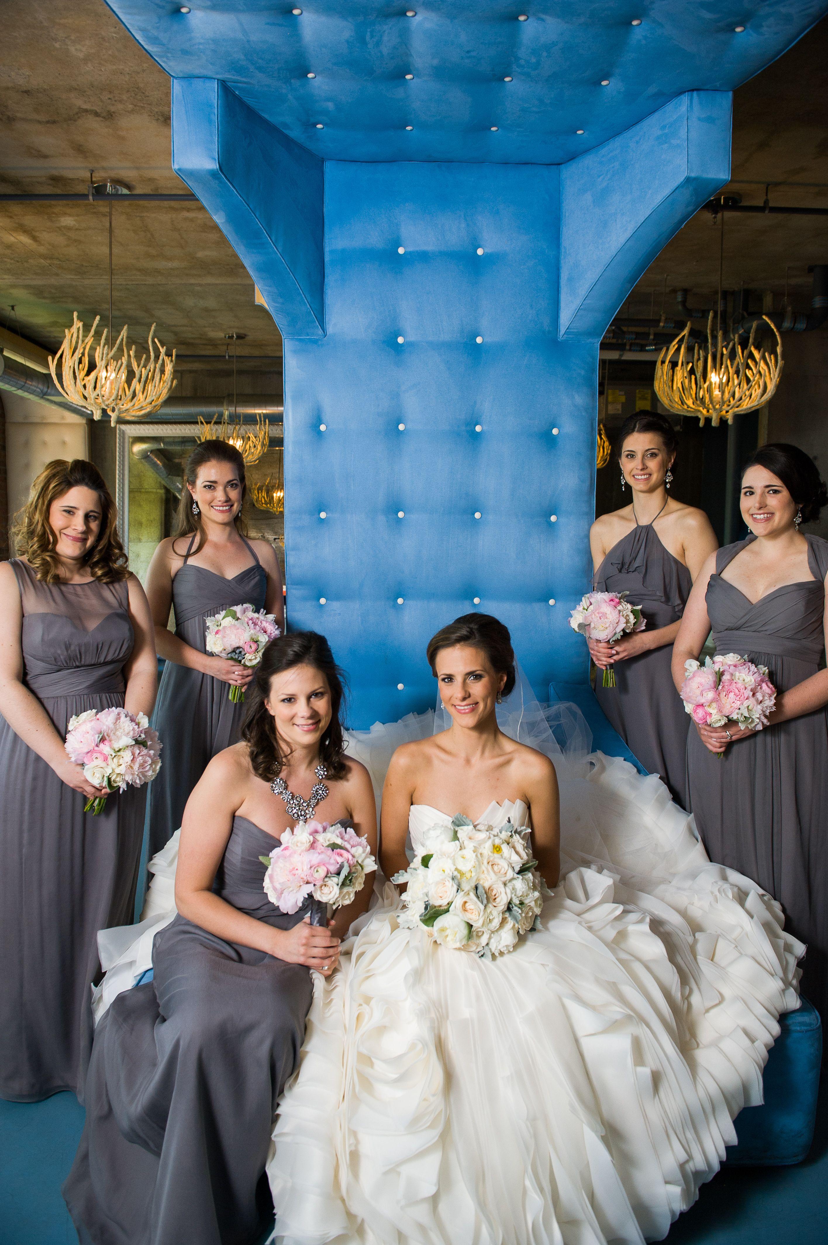 Congratulations to Meredith of Bella Bridesmaids NYC and Madison, NJ ...