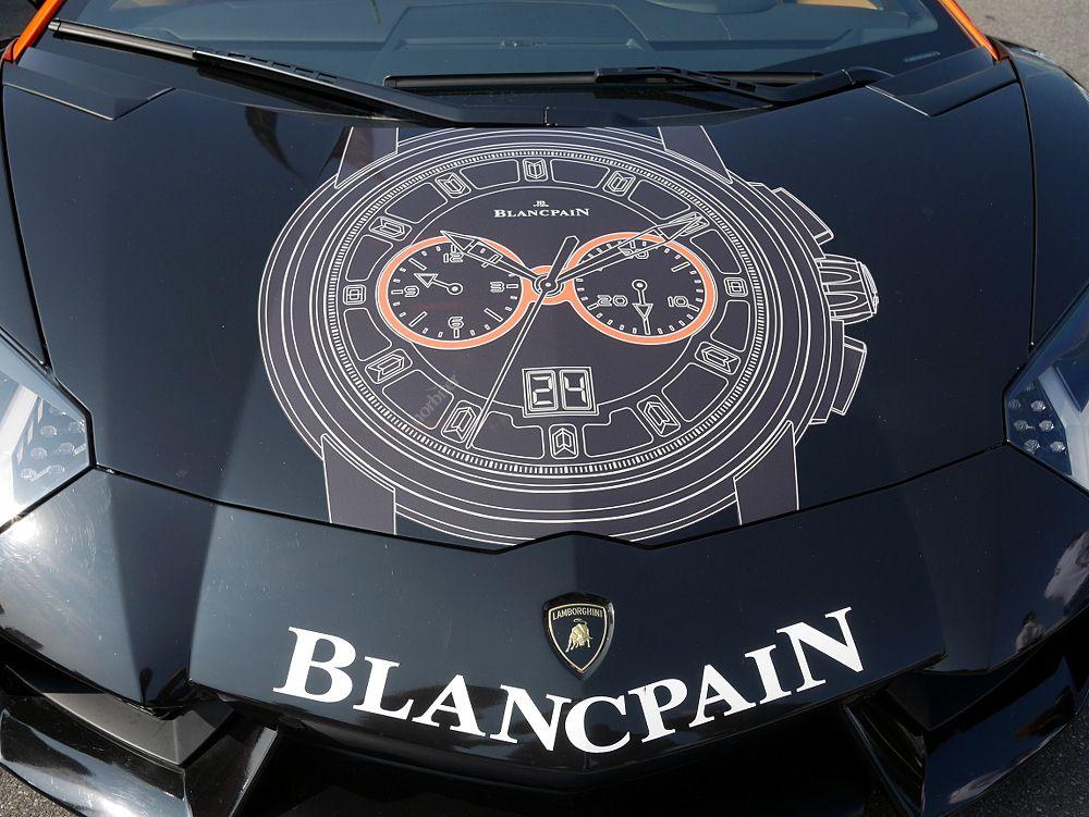 A day at the 2015 European Lamborghini Blancpain Super Trofeo Championship