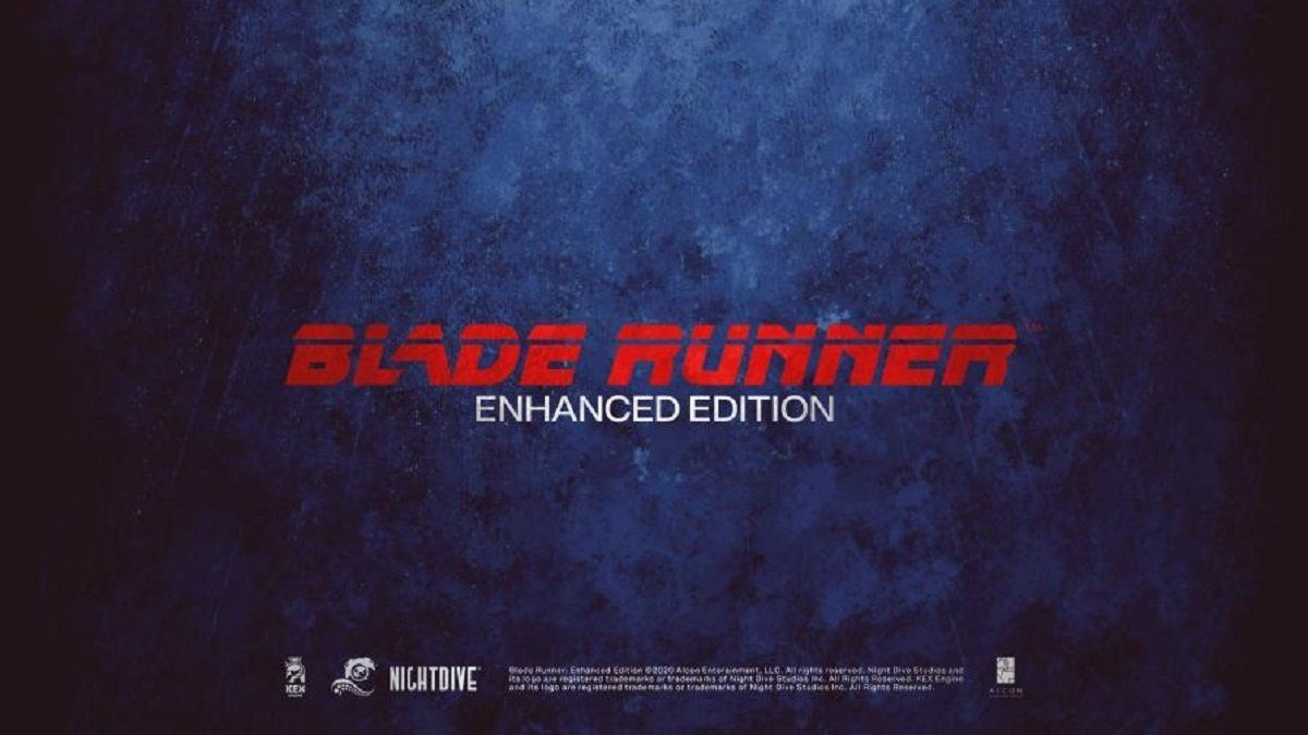 1997 S Blade Runner Classic Getting Remastered For Consoles Steam Blade Runner Game Blade Runner Latest Video Games