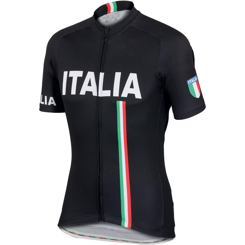 New Italy men pro team cycling jersey summer short sleeve cycling jersey  cool road mountain bike clothing cycle bicycle shirt. Yesterday s price  US   18.89 ... 8c795db40