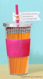 teacher gift idea easy and cheap gift ideas pinterest