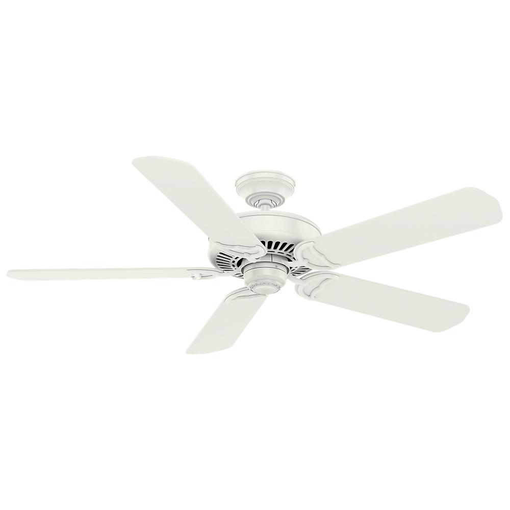 Casablanca Panama 54 In Indoor Fresh White Ceiling Fan Ceiling Fan White Ceiling Fan Decorative Ceiling Fans