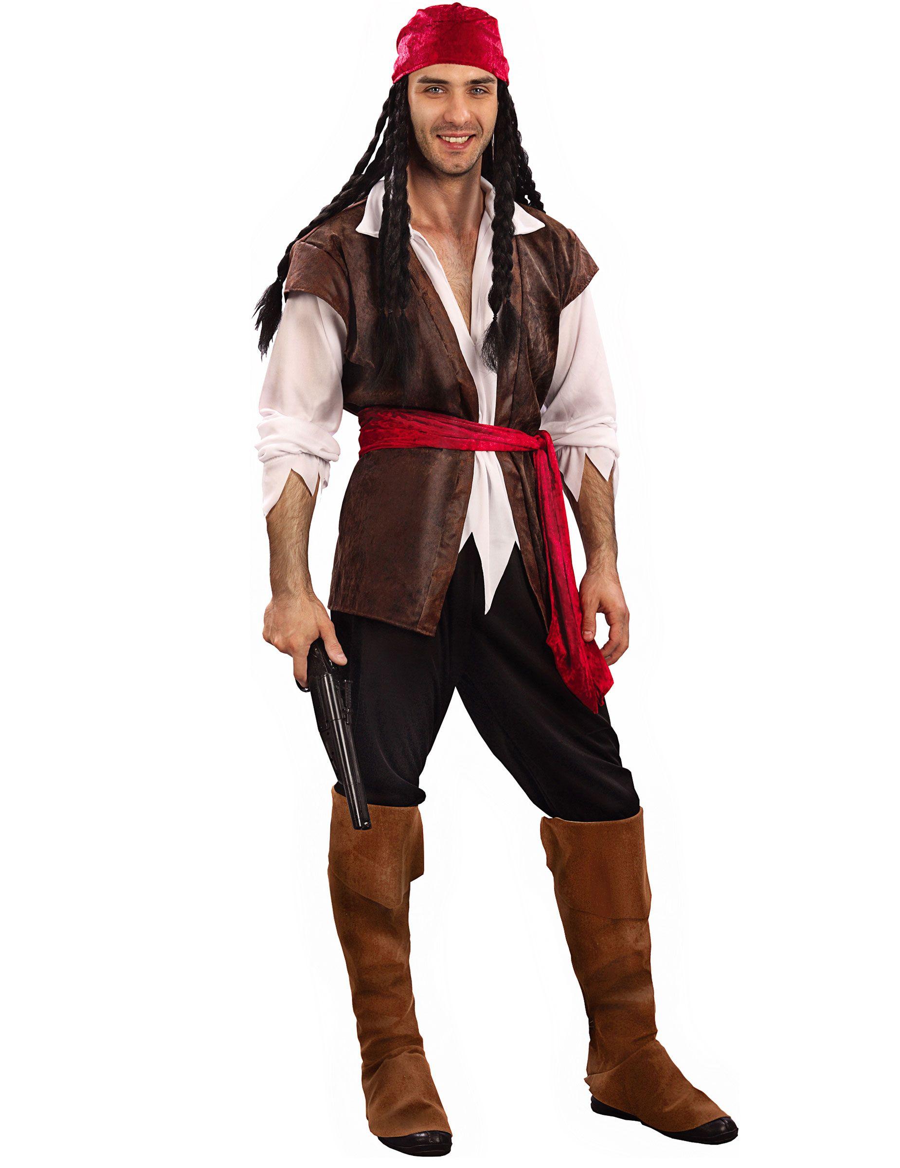 3de3c8b4b03 Resultado de imagen para disfraz pirata hombre