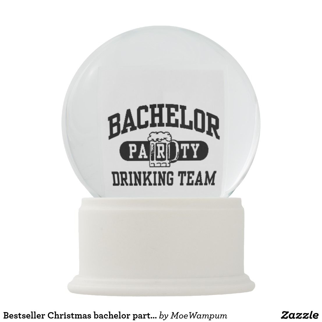 Bestseller Christmas Bachelor Party Snow Globe Gifts For Wedding Party Bachelor Party Decorations Party Decoration Supplies