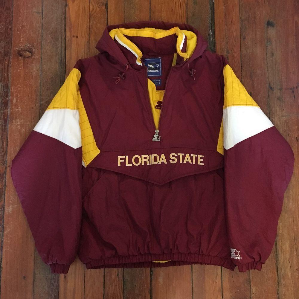 Vintage Columbia Reversible FSU Vest Size Medium