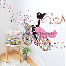 Resultado de imagen para fotomural romantica de pareja en bicicleta paisaje