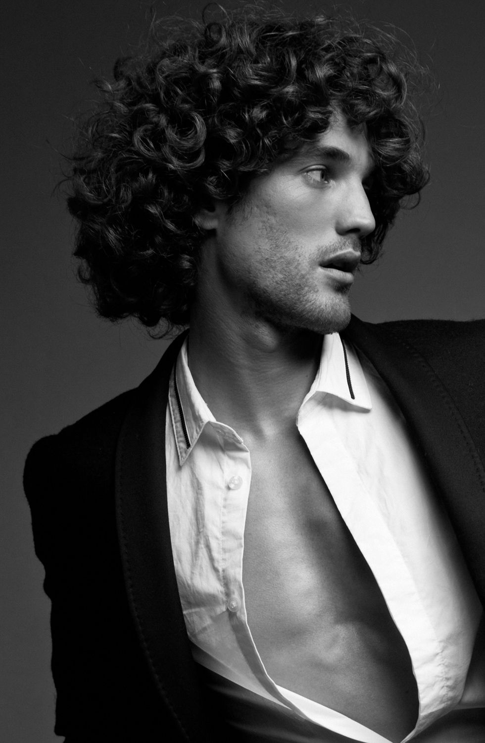 Just mens haircuts curly top  the boys  pinterest  curly hair boys afro men and
