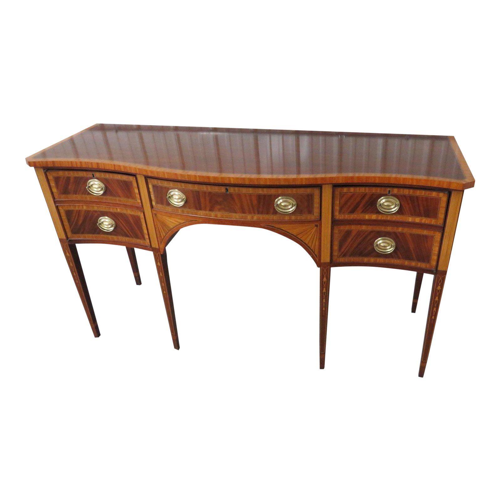 Councill Craftsman Georgian Style Sideboard Sideboard Furniture